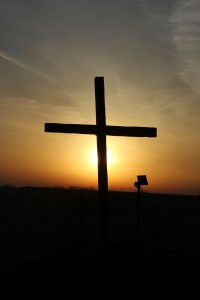 Sunrise Service at the Cross