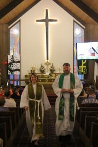 Pastors Ryan & Hallstrom - 85th Anniversary of Church